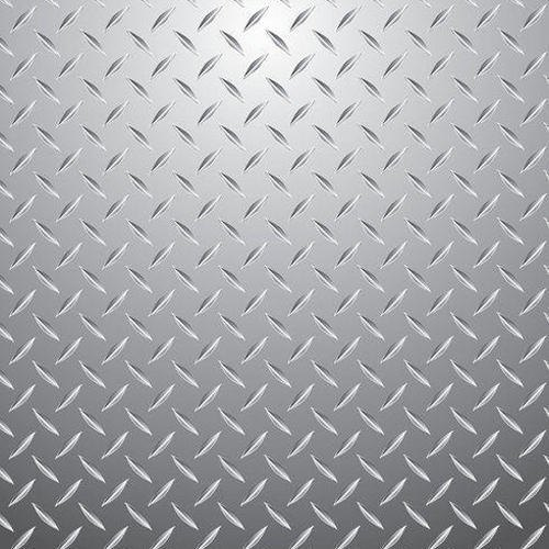 Steel Checker Plates Stainless Steel Checkered Sheet At Rs 40