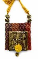 FJ003 Fabric Jewelry