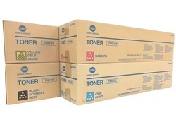 Konica Minolta TN-613 Toner Cartridges Set