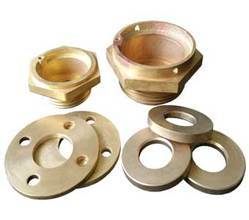 Brass Flanges For Water Solar Industry