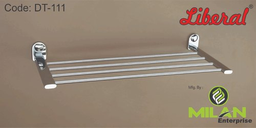 Bathroom Accessories - Towel Rack with Rod Manufacturer from