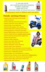 Bike And Scooty Servicing
