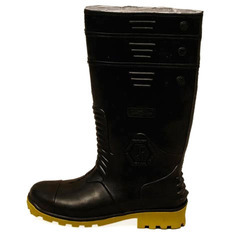 Gum Boot With steel Toe