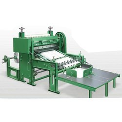 Auto Rotary Sheet Cutter Machine
