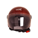 Plastic Turtle D1-2 Paint Driving And Riding Helmet