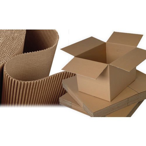 Kraft Corrugated Box, for Packaging