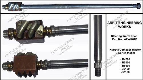 Steering Worm - Maruti Omni Van Steering Worm Manufacturer