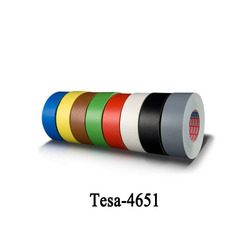 Tesa Roll Premium Acrylic Coated Cloth Tape, for Personal