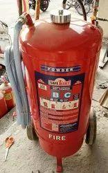 Safe Alert Mild Steel Dcp Fire Extinguisher