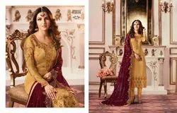 Amirah Vol 27 Semi Stitched Salwar Suits