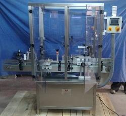 Wrap Around Labeling Machine With Enclosure