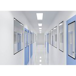 Clean Room Modular Panels