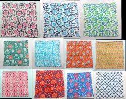 Meera Handicrafts Handmade Cotton Cushion Cover Home Decor