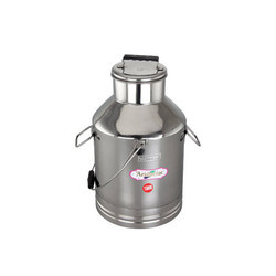 20 Litre Stainless Steel Milk Can