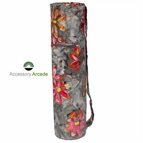 3d36ea62330 Exporter of Yoga Mat Bag- Embroidered   Yoga Mat Bag- Batik Print by ...