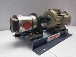 SS Gear Pump Set