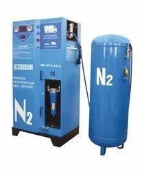 Nitrogen Generator Cum Tyre Inflator