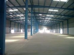 Factory Roofing Shed Fabrication Service