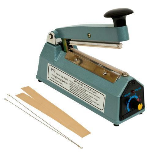 POLYTHENE BAG CUTTING AND SEALING MACHINES - Polythene Bag