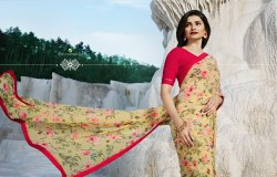 Vinay Fashion's Starwalk 40 Georgette Print Sarees