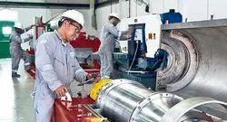 Centrifuge Machine Repairing
