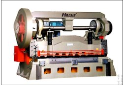 Mechanical Sheet Shearing Machine