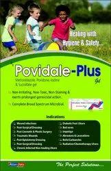 Sucralfate  Metronidazole Povidone Iodine