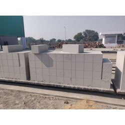 Solid Construction AAC Block, Size: 600x200x(75-300) mm