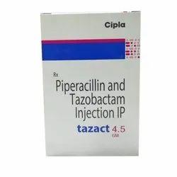 Tazact 4.5mg Injection