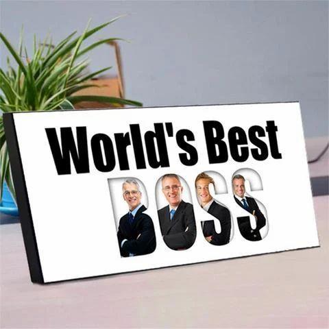 world s best boss picture frame buy gift for boss boss farewell