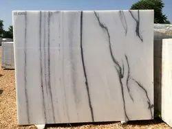 Albeta White Marble Tile
