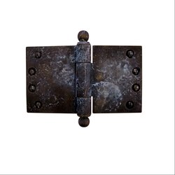 Hardware Rensissance Solid Bronze Heavy Duty 7 inch Wide Throw Hinge