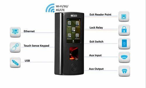Optical Sensor Fingerprint Access Control Matrix Cosec Vega Faxq Access  Control System, Rs 68000 /piece | ID: 20647474488
