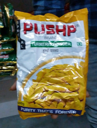 Polished Rajasthan Haldi Powder, Packaging Size: 500 g, Packaging Type: Packets