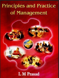 Principles And Practice Of Management Book