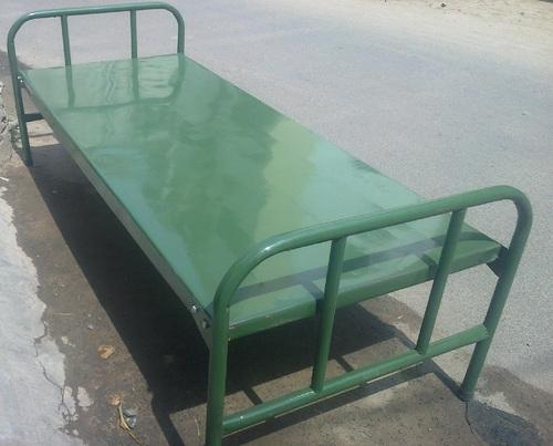 Steel Single Cot At Rs 2500 Piece Steel Cot Id