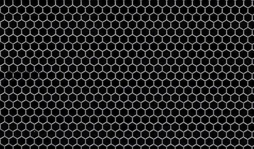 Hexagonal Aluminum Mesh तार की षट्कोण जाली Gupta Metal