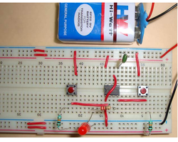 esel Bistable Multivibrator
