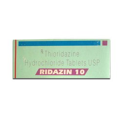 Thioridazine Hydrochloride Tablets USP