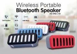 Bumper Grill Bluetooth Speaker