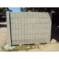 RCC Concrete Wall Compound