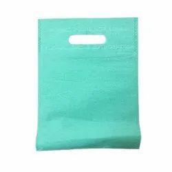 18 GSM Non Woven D Cut Shopping Bag