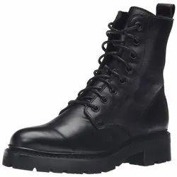 a5075c9351e Mens Black Military Combat Boots