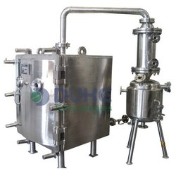 Stainless Steel Vacuum Tray Dryer