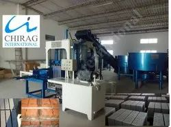 Chirag Immense Technology  Hydraulic Brick Making Machine