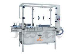 Flat Bottle Labeling Machine