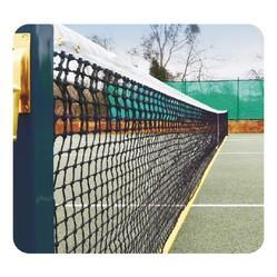 Lawn Tennis Net Nylon Stag N612