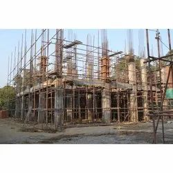 Concrete Frame Structures Farmhouse Construction Service, Waterproofing System