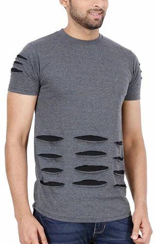 ripped t shirt mens