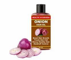 Health Ayurveda Onion Oil for Hair Regrowth 100ml